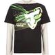 FOX Spillage Hooded Boys 2fer Hooded T-Shirt
