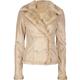 FULL TILT Faux Suede Womens Jacket