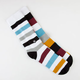 STANCE Cooper Mix & Match Mens Crew Socks
