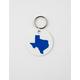 Texas Blue Keychain
