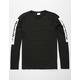 REEBOK GR Starcrest Mens Long Sleeve T-Shirt