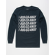 ELDON 1-800-GO-AWAY Mens T-Shirt