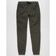BROOKLYN CLOTH Herringbone Mens Jogger Pants