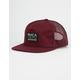 RVCA Mechanics Mens Trucker Hat