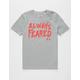 UNDER ARMOUR Tech Feared Always Boys T-Shirt