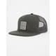 RVCA Slash Box Mens Trucker Hat