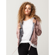 FULL TILT 2-Fer Knit Womens Coach Jacket