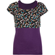 FULL TILT Mixed Media Girls Top