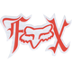 FOX Missfire Sticker