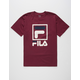 FILA Stacked Mens T-Shirt