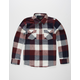 COASTAL Pinnacle Boys Flannel Shirt