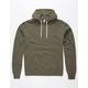 INDEPENDENT TRADING COMPANY Olive Mens Hoodie