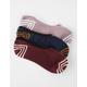 VANS 3 Pack Rock Solid Girls Canoodle Socks