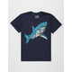 RIOT SOCIETY Ornate Shark Boys T-Shirt