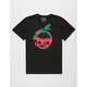 RIOT SOCIETY Cherry Skulls Boys T-Shirt