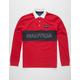 NAUTICA Polo Logo Mens Rugby Shirt