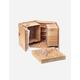KIKKERLAND Fold Out Stationery Box