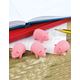 Bacon Scented Pig Erasers
