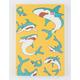 VALLEY CRUISE Shark Notebook