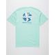 DIAMOND SUPPLY CO. Worldwide Mens T-Shirt