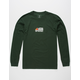 VANS Peaks Camp Mens T-Shirt