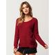DEREK Distressed Womens Sweater
