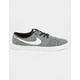 NIKE SB Portmore II Ultralight Grey Shoes