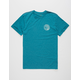 RVCA United By Nature Mens T-Shirt