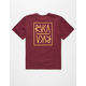 RVCA Flip RVCA Boys T-Shirt