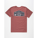 VANS Wagon Trail Mens T-Shirt