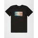 RVCA Land Sea Mens T-Shirt