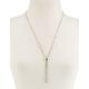 FULL TILT Rhinestone Slider Necklace