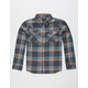 VALOR Alkaline Boys Flannel Shirt