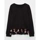 IVY & MAIN 2fer Floral Girls Sweatshirt