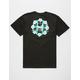 HUF Killer Circle H Mens T-Shirt