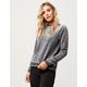 OTHERS FOLLOW Velour Womens Sweatshirt