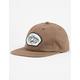 JETTY Boatscript Mens Strapback Hat