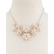 FULL TILT Stone & Flower Necklace