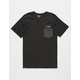 SUPERBRAND Bauhaus Mens Pocket Tee