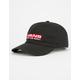 VANS Block Curved Bill Jockey Mens Strapback Hat