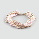 FULL TILT Cord Wrapped Chain Bracelet