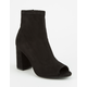 MIA Utility Suede Womens Boots
