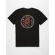 LIRA Rose Badge Mens T-Shirt