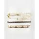 FULL TILT 3 Pack Julie Bracelets