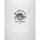 KEY STREET Fugu Mens T-Shirt