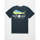 SALTY CREW Mahi Mens T-Shirt