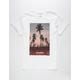 LA FAMILIA Crimson Beach Mens T-Shirt