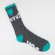 DGK Haters Mens Crew Socks