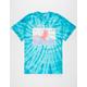 PINK DOLPHIN Blossom Portrait Mens T-Shirt