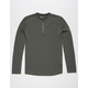 UNDER ARMOUR Threadborne Mens Henley